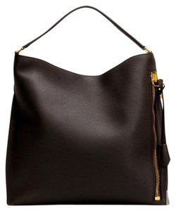 Tom Ford Large Alix Leather Handbag Shoulder Bag