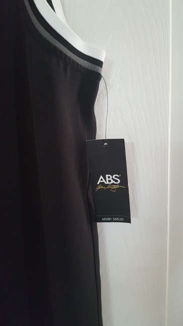 A.B.S. by Allen Schwartz short dress black and white on Tradesy Image 1