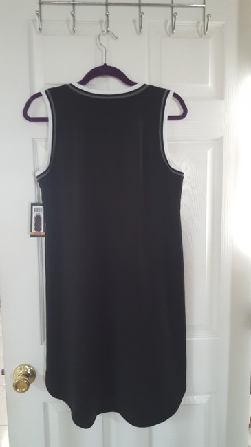 A.B.S. by Allen Schwartz short dress black and white on Tradesy Image 2