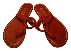 Bernardo Rust Sandals