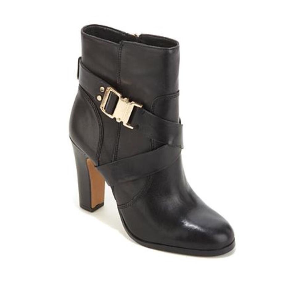Vince Camuto Black Connolly Connolly Black Belted Boots/Booties 3fa6ce