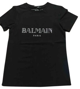 Balmain T Shirt Black