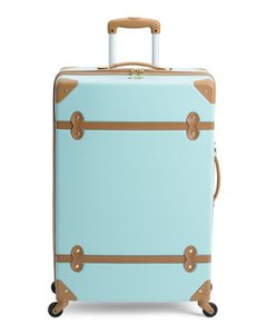 Diane von Furstenberg Dfv Spinner Lightweight Handluggage 24in Seafoam Travel Bag