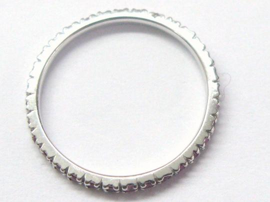 Other Fine Gem Pink Sapphire Eternity Ring .40CT Sz 6 Image 2