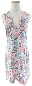 Lilly Pulitzer short dress Multi Preppy Sundress Summer on Tradesy