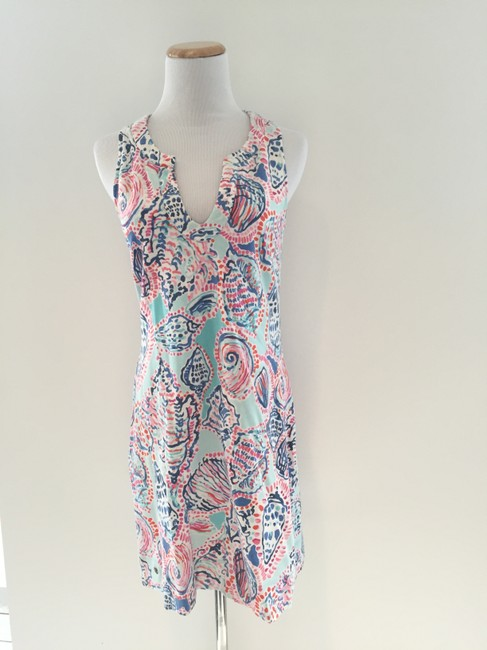 Lilly Pulitzer short dress Multi Preppy Sundress Summer on Tradesy Image 3