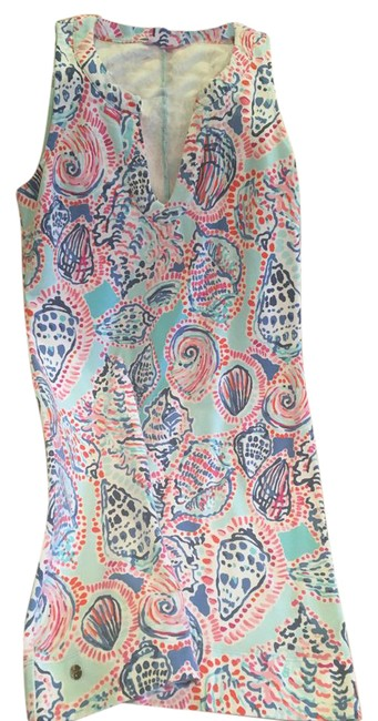 Lilly Pulitzer short dress Multi Preppy Sundress Summer on Tradesy Image 5