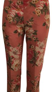 Jones New York Straight Pants floral