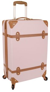 Diane von Furstenberg Dfv Spinner Luggage Pink Pink/Lavender Travel Bag