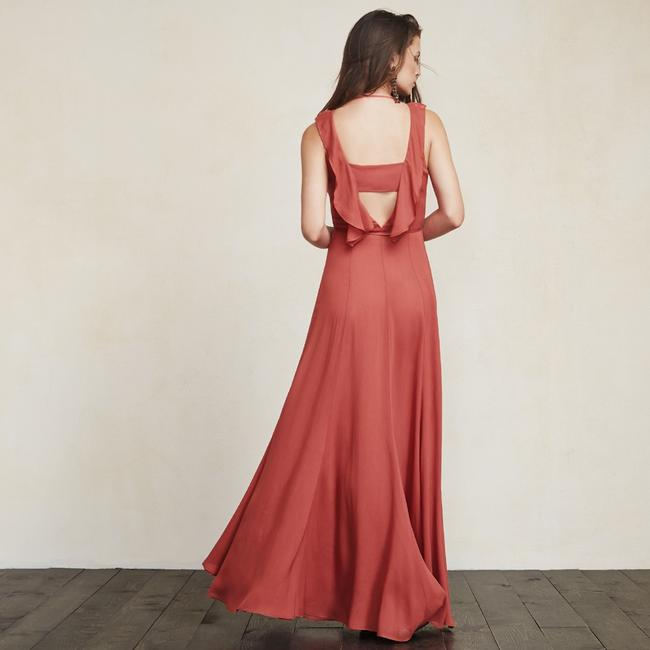 strawberry Maxi Dress by Reformation Image 2