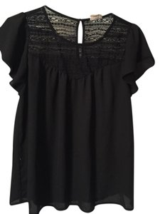 One Clothing Top Black