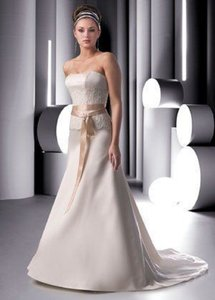 DaVinci 8278 Wedding Dress