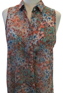Ambiance Top floral
