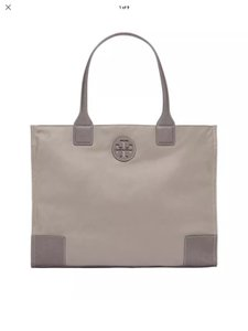 Tory Burch Ella Packable New Tote in French gray