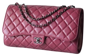 Chanel Runway Special Quilted Flap Lambskin Shoulder Bag