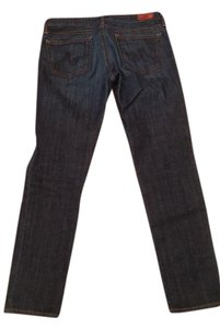 AG Adriano Goldschmied Skinny Pants Blue