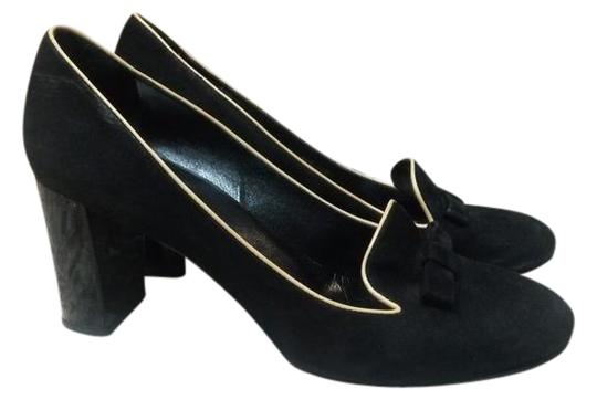 Preload https://img-static.tradesy.com/item/21154967/louis-vuitton-black-uniformes-suedeleather-front-bow-made-in-italy-pumps-size-us-9-regular-m-b-0-1-540-540.jpg