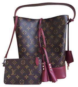 Louis Vuitton Limited Edition Tote in Rubi