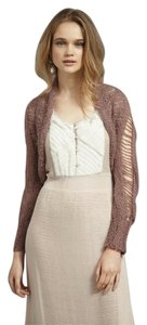 Anthropologie Wool Mohair Shrug Cover-up Cardigan