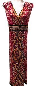 pink Maxi Dress by ECI New York Maxi