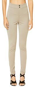 Forever 21 Skinny Pants Taupe