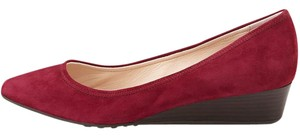 Cole Haan Cabernet Suede Wedges