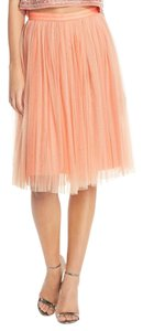 Needle & Thread Skirt Peach