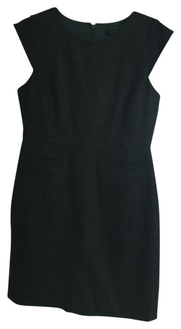 Preload https://img-static.tradesy.com/item/21155408/jcrew-hunter-green-short-workoffice-dress-size-petite-10-m-0-1-650-650.jpg
