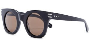 Marc Jacobs Marc Jacobs Women's Black Retro Square Cat Eye Acetate Sunglasses