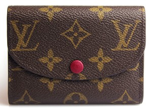 Louis Vuitton Monogram Rosalie Wallet