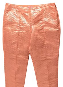 Lilly Pulitzer Capris Coral