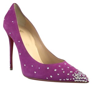 959404c50575 Christian Louboutin Indian Rose Degrastrass 100mm Pumps Size EU 40 ...