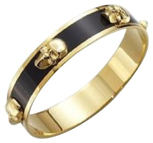 Alexander McQueen 3D Skull Bangle