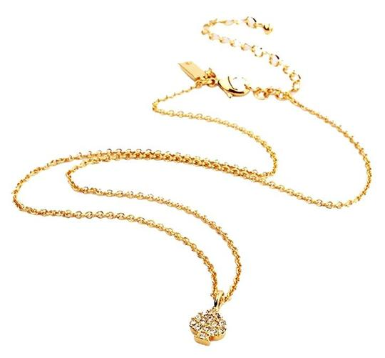 Kate Spade NEW Kate Spade New York Pave Spade Necklace - 12k Gold Crystals Image 1