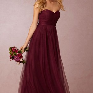 Jenny Yoo Cherry Jenny Yoo Anabelle Tulle Bridesmaids Gown Size 6 Dress