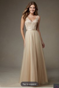 Mori Lee Blush Mori Lee Bridesmaid Dress #122 Dress