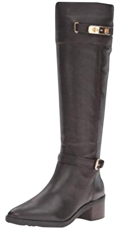 00779ae5ba9 Coach Brown Sullivan Boots Booties Size US 6 Regular (M