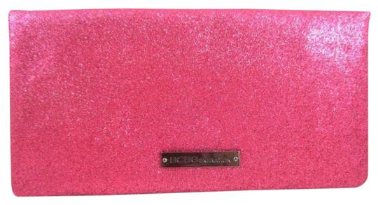 Preload https://img-static.tradesy.com/item/21156623/bcbgeneration-glitter-fold-over-pink-clutch-0-1-540-540.jpg