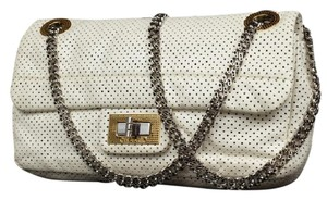 Chanel Perforated Drill Quilted Classic Limited Edition Shoulder Bag