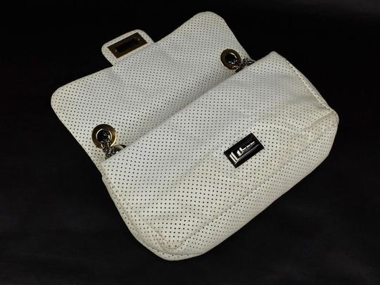 Chanel Perforated Drill Quilted Classic Limited Edition Shoulder Bag Image 2