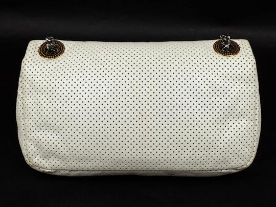 Chanel Perforated Drill Quilted Classic Limited Edition Shoulder Bag Image 5