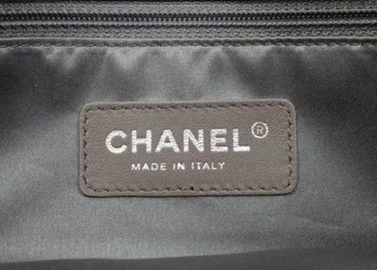Chanel Perforated Drill Quilted Classic Limited Edition Shoulder Bag Image 9