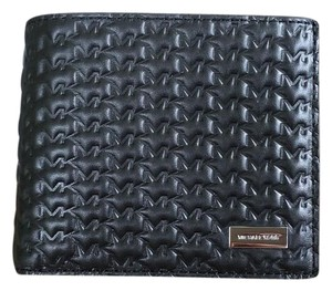 Michael Kors MICHAEL KORS MEN'S JET SET EMBOSSED LEATHER BILFOLD WALLET ID WINDOW