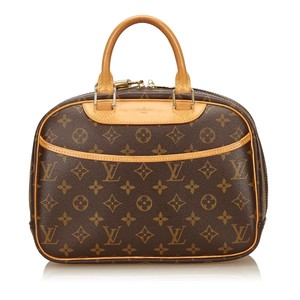 Louis Vuitton 7alvhb015 Tote in Brown