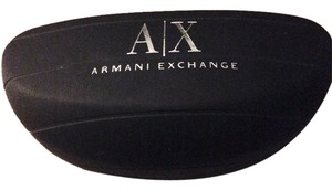Armani Exchange Armani XL Clamshell Sunglasses Case
