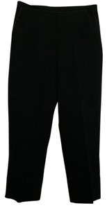 Alfred Dunner Relaxed Pants Black