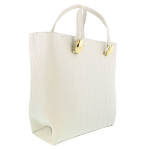 Roberto Cavalli Tote in Off White