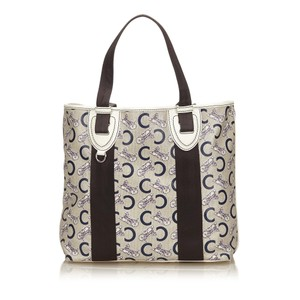 Cline 7bceto002 Tote in White