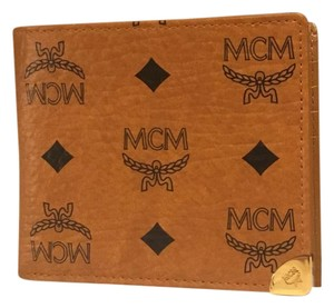 MCM MCM Visetos men wallet