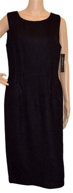 Preload https://item4.tradesy.com/images/lafayette-148-new-york-black-above-knee-workoffice-dress-size-10-m-2115718-0-0.jpg?width=400&height=650